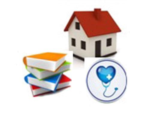Crédito salud, vivienda o estudio